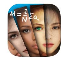平均顔アプリ