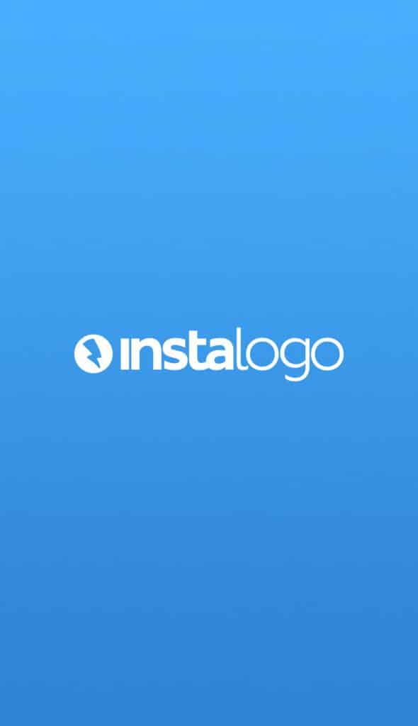 インスタロゴのロゴ画像
