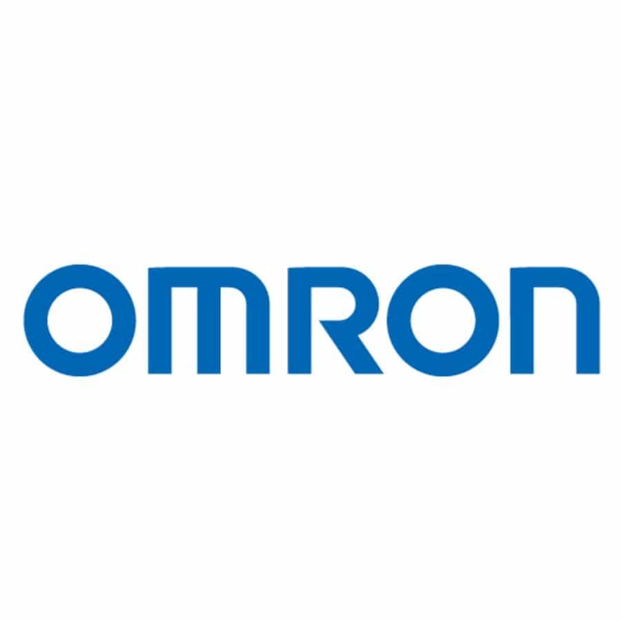 omronロゴ