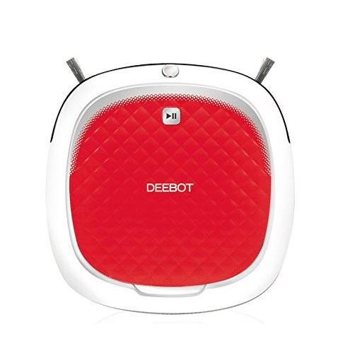 ECOVACS 超薄型 床用お掃除ロボット 自動充電式 タイマー付 DEEBOT D35