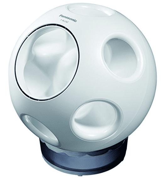パナソニック サーキュレーター/扇風機 創風機Q パールホワイト