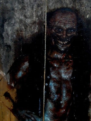 SCP-106 - The Old Man (オールドマン)