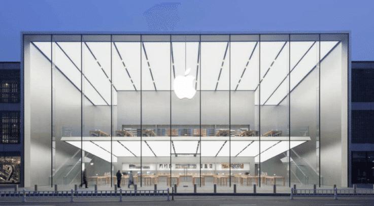 apple店舗