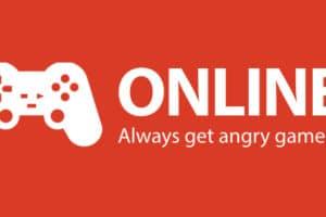 オンラインゲームで怒るやつ