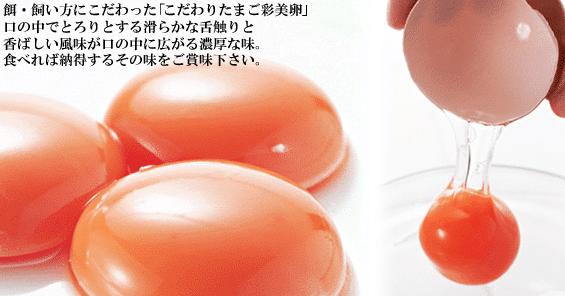 アクアフォームの卵