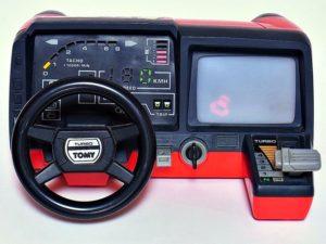 車運転式ゲーム