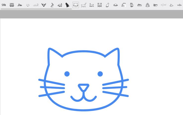 人工知能の猫