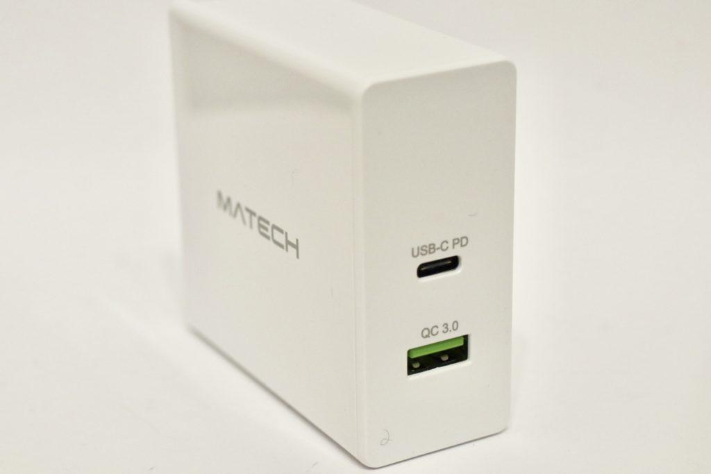 MATECH 充電ポート