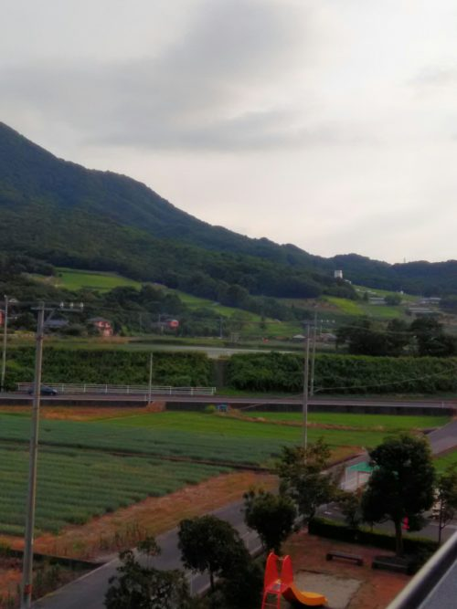 香川県被災地