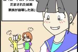 【なんJ漫画】ニートの兄が騙された結果wwwwwwwww【2chまとめ】