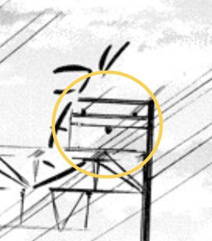 内さんに見える電線