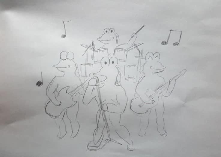 なんj民のバンド