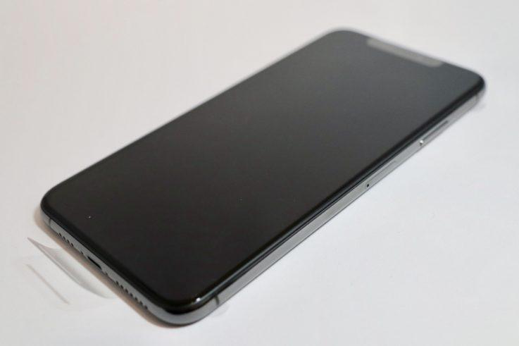 iphoneXsMAXの本体