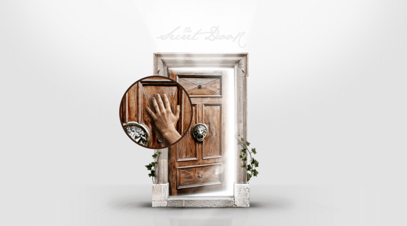 シークレットドア