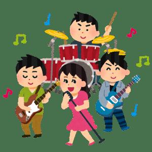 学園祭 バンド