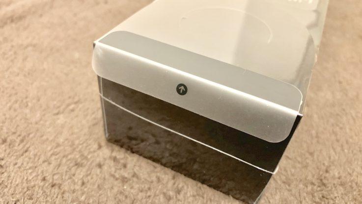 Apple Watch series4の箱のペリペリ