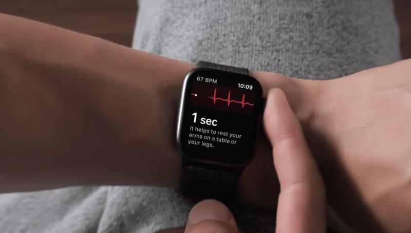 AppleWatchの心電図機能