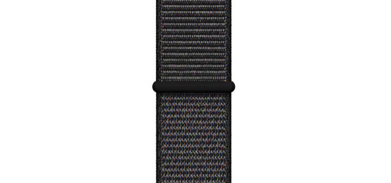 Apple Watch series4のスポーツループ