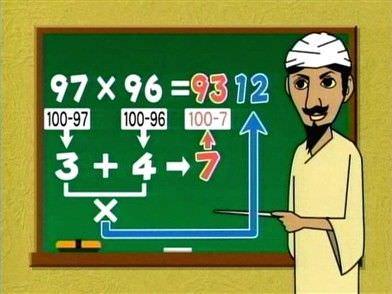 インド人式計算法