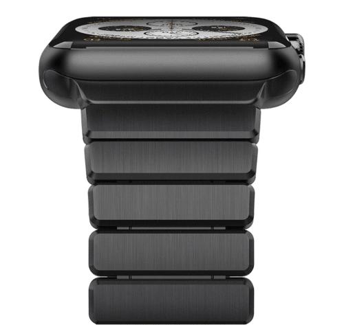 Oittm Apple Watch Series 4 バンド ステンレス スチール