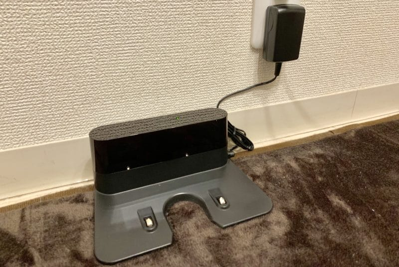 ziglintD5の充電器