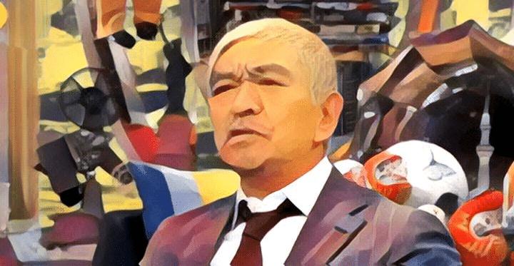 ワイドなショーの松本人志さん