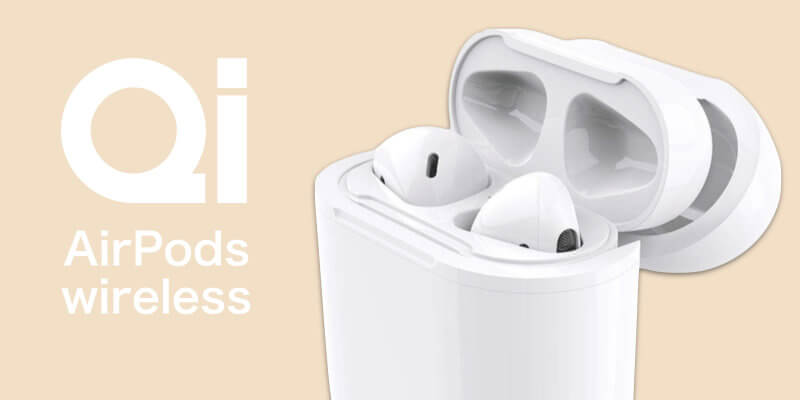 EURPMASK AirPods case