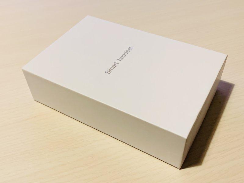 Keallce Bluetooth イヤホンの箱1段階開封