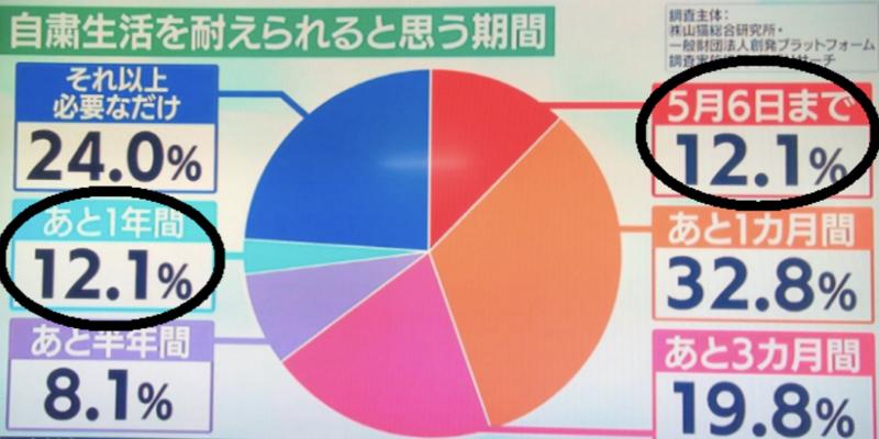 とんでもない円グラフ