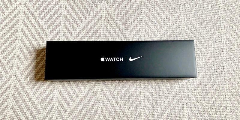 Apple Watch series6 NIKE