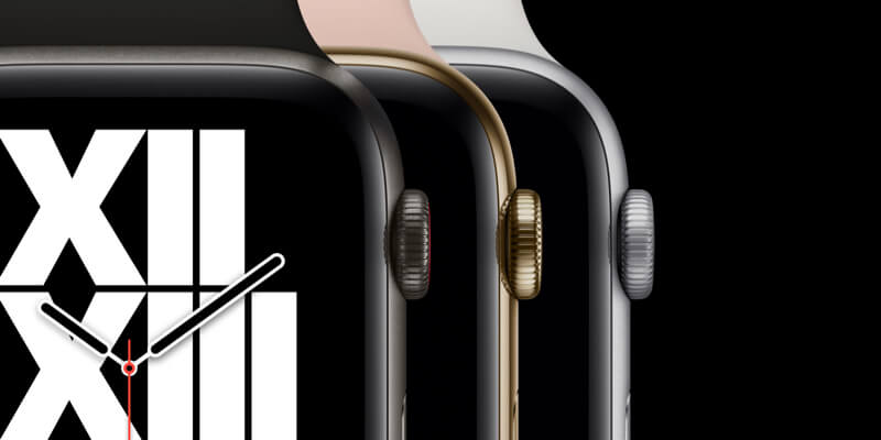Apple Watch Series6のケース